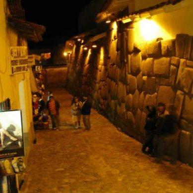 Cusco City Night Tour