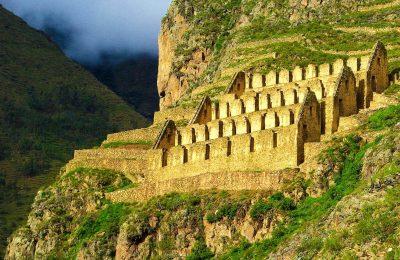 """La última ciudad Inca viviente """"OLLANTAYTAMBO"""""""