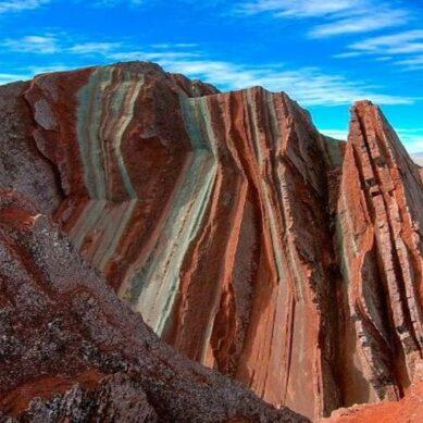 Montaña de Colores Pallay Punchu