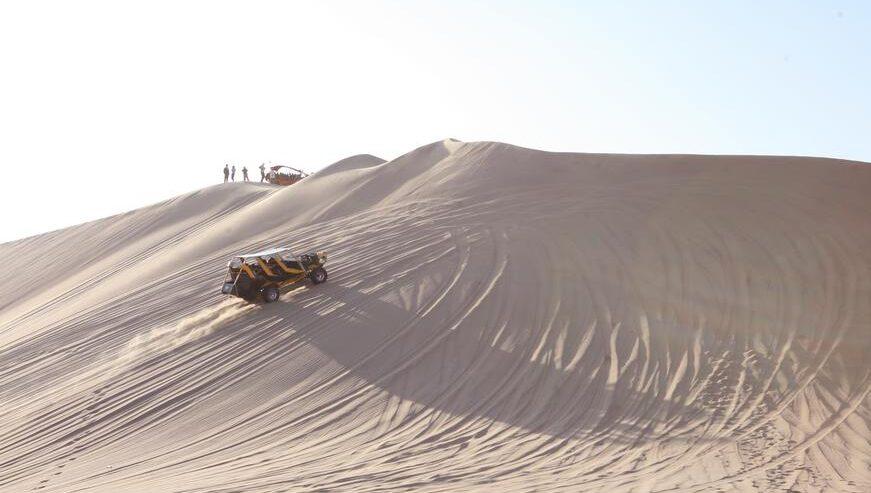 Paracas, Ica Y Huacachina Con Buggies Y Sandboarding