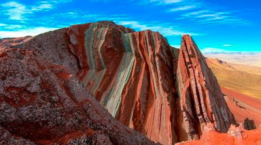 Tour montaña de Pallay Punchu (Apu Tacllo)