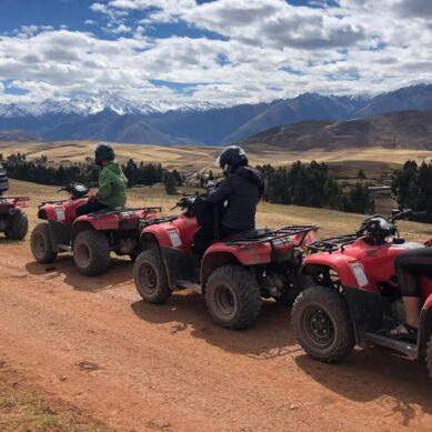 Tour En Cuatrimotos Maras, Moray Y  Salineras o Lagunas.